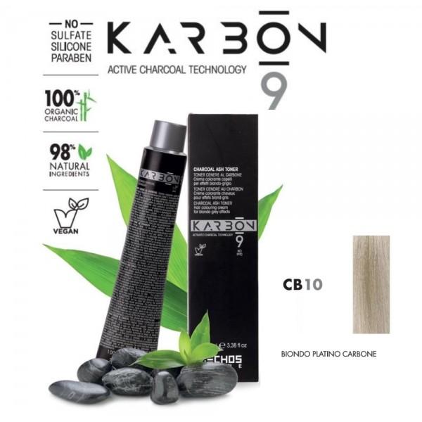 La speciale formulazione senza PPD dalla texture cremosa grigia, arricchita con Carbone